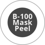 B-100 Mask Peel